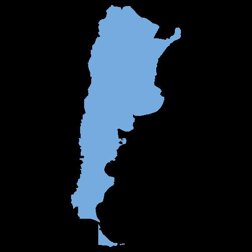 Argentina-Map